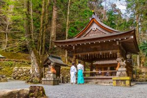 Explore Japan with Tampopo, Photo of a Japanese Temple