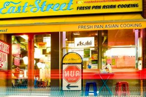 East Street Restaurant Front Entrance