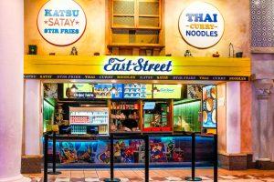 East Street Kiosk Front Entrance