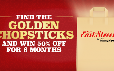 Find the Golden Chopsticks to win!