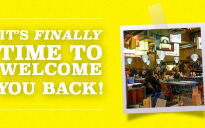 It's Finally Time To Welcome You Back!