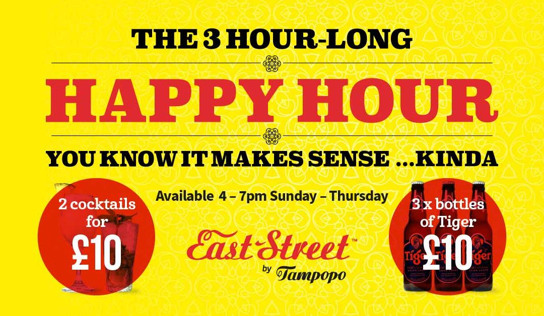 East Street Happy Hour Discount Drink Cocktails And Beer