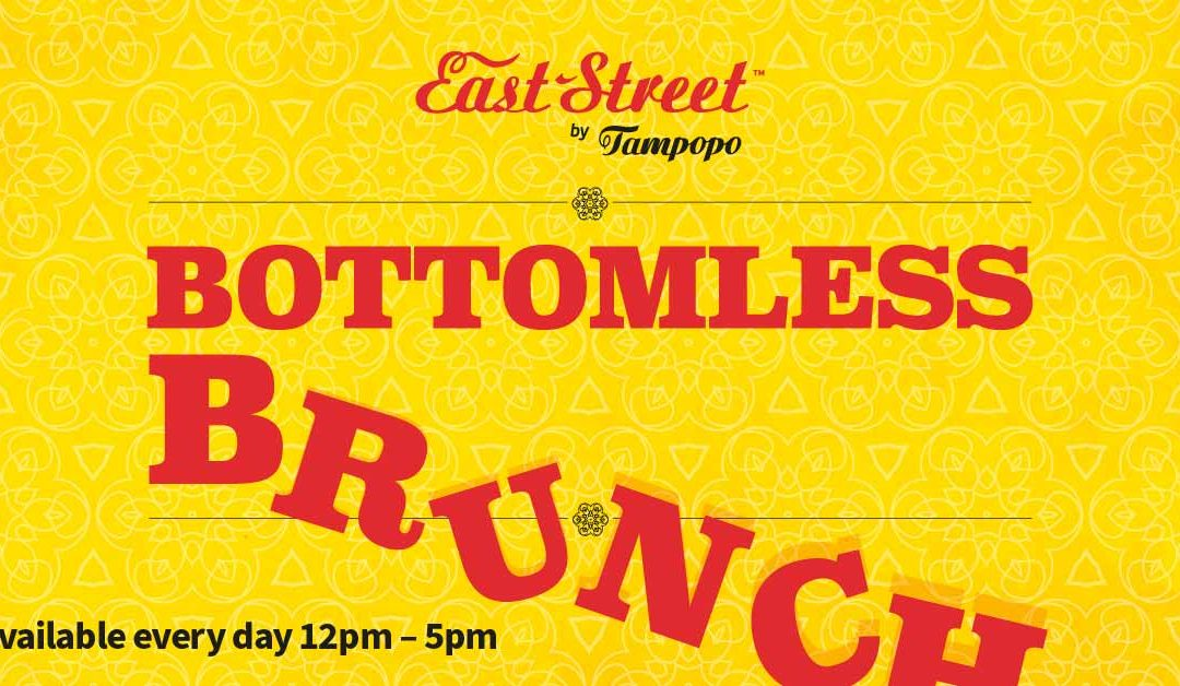 Free Flow Drink? Bottomless Brunch at East Street!